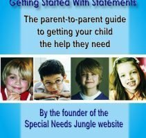 Special Educational Needs – Getting Started With Statements  Unique new parent-to-parent ebook launched to help SEN children with 'hidden disabilities' get the help they need.