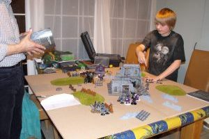 Games Workshop – the perfect hobby for Youngest