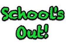 Schools Out - copyright Tania Tirraoro