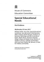 Special Educational Needs reform update