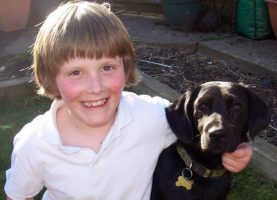 World Autism Day: A boy and his Assistance dog