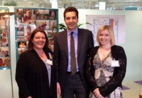 Special Needs Jungle meet SEN Minister, Edward Timpson