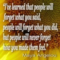 Catch your kids being good with help from Maya Angelou