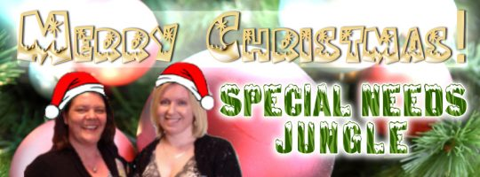 "Merry Christmas from Special Needs ""Jingle""!"