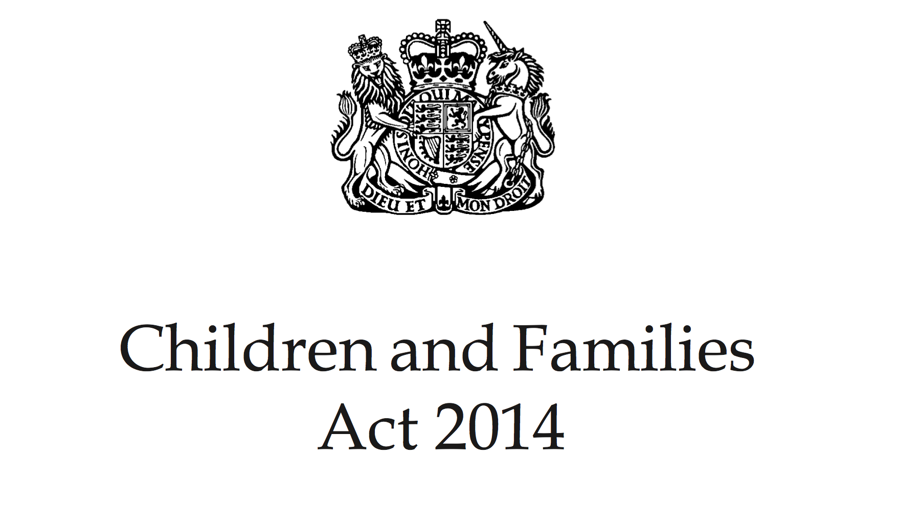 children act 1989 There is no minimum age the children's act 1989 - applies to allchildren - no matter what their age is.