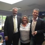 Nigel Utton, Debs & Nicky Campbell