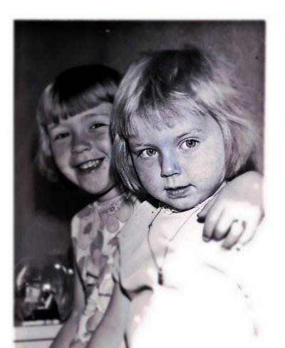 Me, aged 3