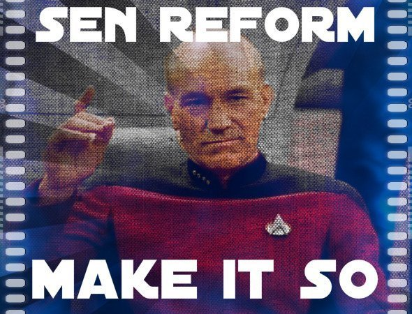 SEN Reform: Resistance is Futile. It's time to Boldly Go and Make it So