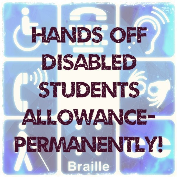 Disabled Students Allowance gets a year's reprieve: Is it practical or political?
