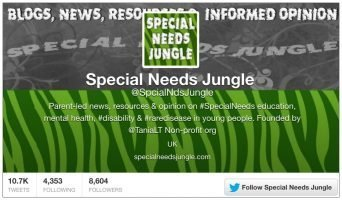 Nice to tweet you.. The SNJ Twitter philosophy
