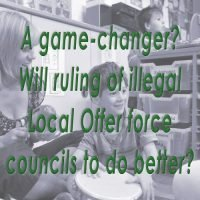 A game-changer? Will ruling of illegal Local Offer force councils to do better?