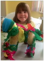 #RareDisease Day: Our quest for answers for our daughter's mystery illness