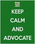 KEEP CALM ADVOCATE