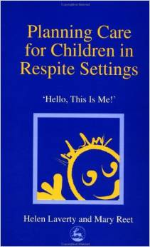 Respite book by Helen Laverty