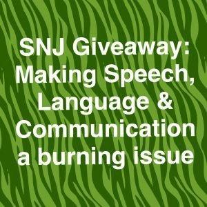 snj speech giveaway