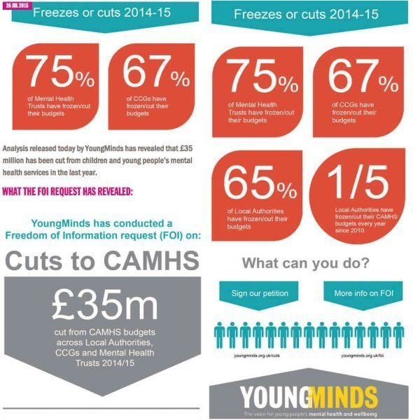 young minds infographic