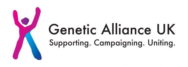 Genetic Alliance UK logo