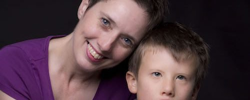 The mum whose photography project is focusing on children with rare disease