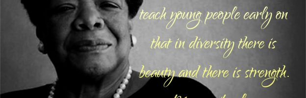 Some Sunday wisdom from Maya Angelou