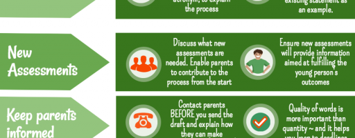 Transferring from Statements to EHCPs: What works for me