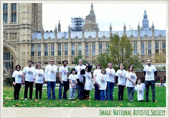 Group of NAS campaigners