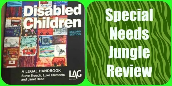Disabled Children - a legal handbook review