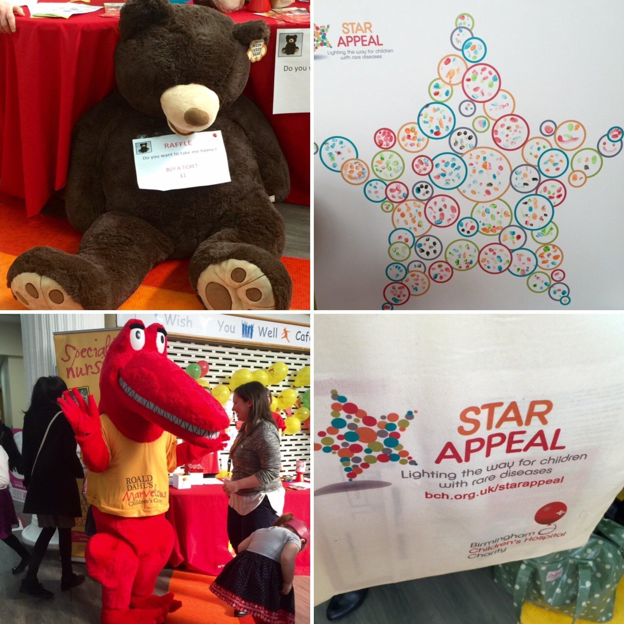 Star Appeal & Roald Dalh's Marvellous Children's Charity