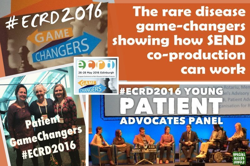 The rare disease game-changers showing how SEND co-production can work