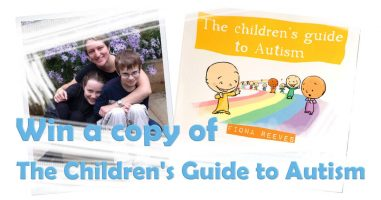 Parent pens The Children's Guide to Autism