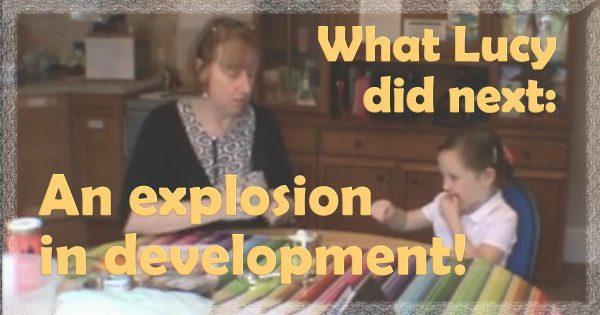 an explosion in development