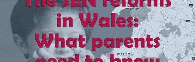 The SEN reforms in Wales: What parents need to know