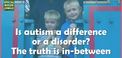 Is autism a difference or a disorder? The truth is in-between