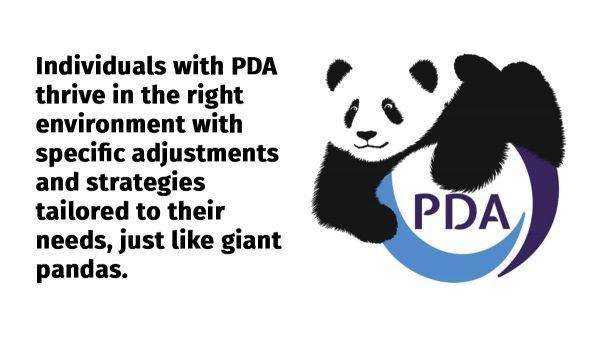 PDA Panda image