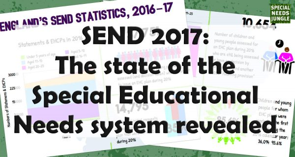 SEND 2017, the state of the special educational needs system revealed