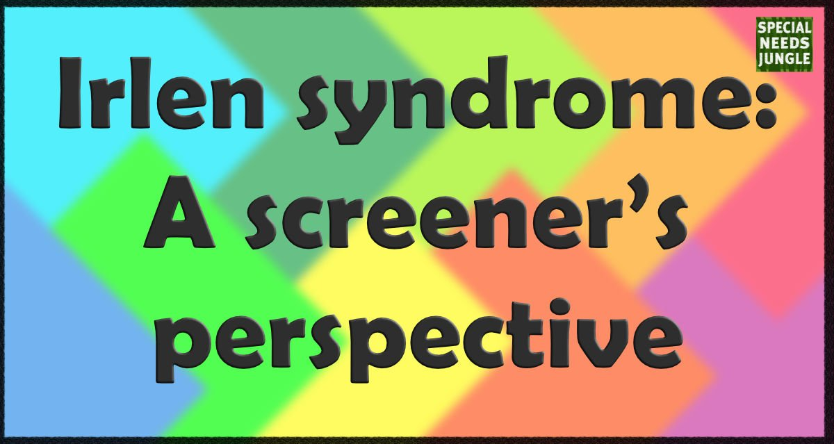 irlen syndrome title