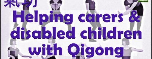 Helping carers and disabled children with Qigong