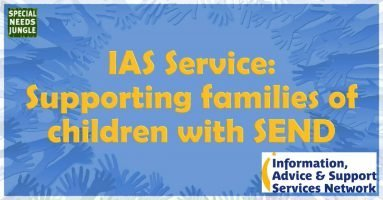 IAS Service: Supporting families of children with SEND