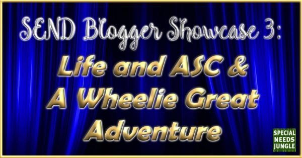 SEND Blogger showcase 3