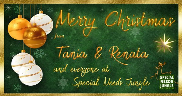 Merry Christmas from Tania, renata & everyone at SNJ