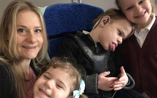 Nikki's family