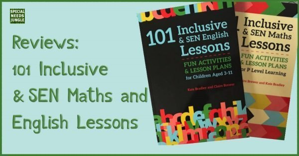 Review: 101 Inclusive and SEN Maths and English Lessons [giveaway]