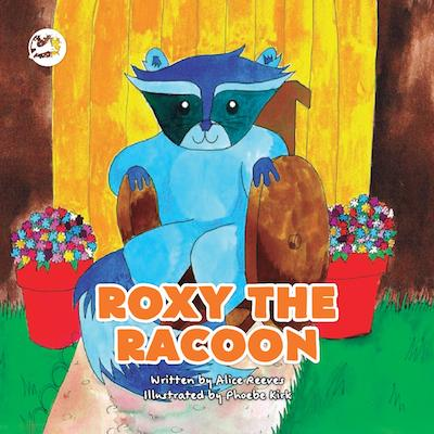 Roxy the racoon cover