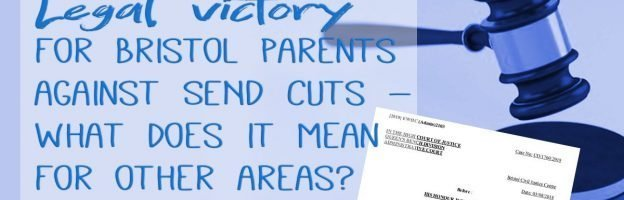 Legal victory for Bristol parents against SEND cuts – what does it mean for other areas?