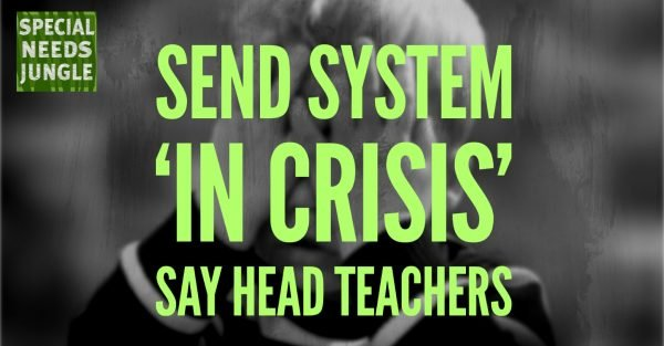 SEND System 'in crisis' say Head Teachers