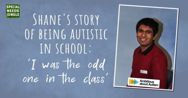 Being autistic in school: 'I was the odd one in the class':