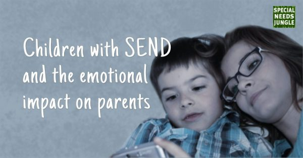 Children with SEND and the emotional impact on parents