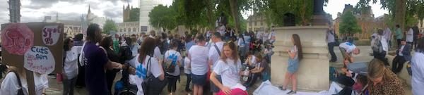 360 of the London March