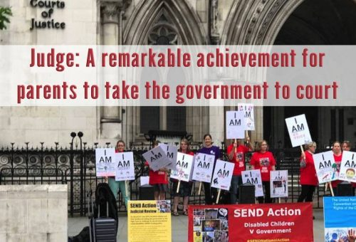 Judge: A remarkable achievement for parents to take the government to court