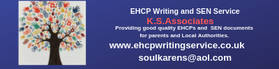 Karen Should EHCP Writing