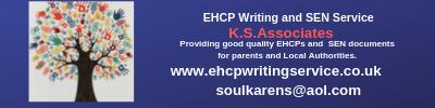 Karen Should EHCP Writing